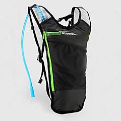 cheap Bike Bags-Rosewheel Bike Bag 5L Cycling Backpack Hydration Pack & Water Bladder Moistureproof/Moisture Permeability Waterproof Waterproof Zipper
