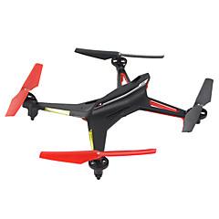 billige Fjernstyrte quadcoptere og multirotorer-RC Drone WL Toys X250 4 Kanaler 6 Akse 2.4G - Fjernstyrt quadkopter En Tast For Retur Hodeløs Modus Flyvning Med 360 Graders Flipp