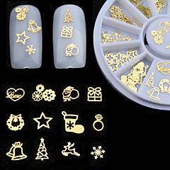 1pcs Sanat Dekorasyon Nail Rhinestone inciler Makyaj Kozmetik Sanat Tasarım Nail