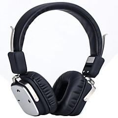 billige Bluetooth-hodetelefoner-På øret Trådløs Hodetelefoner Plast Mobiltelefon øretelefon Med volumkontroll / Med mikrofon / Støyisolerende Headset