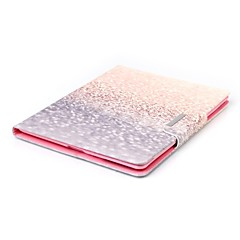 iPad (2017) Pro10.5 Pro9.7 iPad Air Air2 iPad234 mini 123 mini4のための特別なデザインノベルティフォリオケースPUレザー色の図面やパターンホルスター