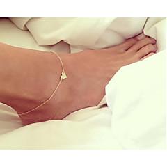 baratos Bijoux de Corps-Tornezeleira - Original, Fashion Dourado Para Presentes de Natal Festa Diário