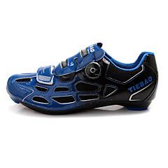 baratos -Tiebao Tênis Sapatos para Ciclismo Unisexo Anti-Escorregar Almofadado Ventilação Respirável Anti-desgaste Bicicleta de Estrada Ciclismo