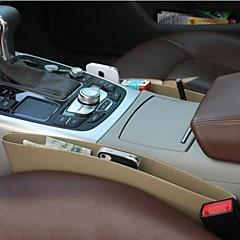 Χαμηλού Κόστους Ψηφιακός οδηγός αυτοκινήτου-κουτί πολλαπλών λειτουργιών αποθήκευσης θέση αυτοκινήτου πλάι (τυχαία το χρώμα 2 κομμάτια του συνόλου)
