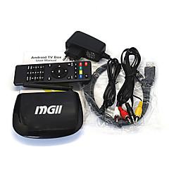billige TV-bokser-MGII Android 4.4 TV-boks Amlogic S805 1GB RAM 8GB ROM Kvadro-Kjerne