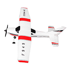 cheap RC Airplanes-RC Airplane WLtoys F949 3CH 2.4G KM/H Ready-to-go Brush Electric