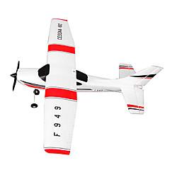 WL Toys F949 3CH 2.4G RC Uçak Kullanıma Hazır Uzaktan Kumanda USB Kablo Drone Için 1 Pil Kullanım Kılavuzu Hava Aracı Tornavida