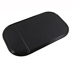 halpa -ziqiao auton kojelautaan tahmea pad matto anti luistamaton gadget matkapuhelin gps haltija tarvikkeet (satunnaisia värejä)