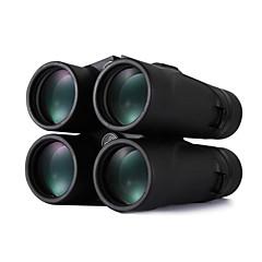 Eyeskey 10X42 双眼鏡 高解像度 防水 屋根のプリズム 軍隊 広角 ミリタリー 耐候性 ジェネリック ハイパワード 子供用おもちゃ 一般用途向け ハンティング バードウォッチング 軍隊 BAK4 マルチコーティング 304ft/1000yds センターフォーカス