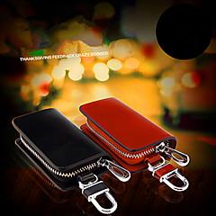 povoljno -auto ključ kopča auto isporuke prave kože ključnu torba / man struka visi ključne seta opće namjene
