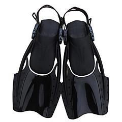 billiga Dykmasker, snorklar och simfötter-Dykning Fenor / Simfenor Korta simfenor, Justerbar rem Simmning, Dykning, Snorkelfenor Silikon - för Vuxen Gul / Blå / Rosa