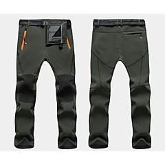 Pantaloni de vanatoare Impermeabil Keep Warm Uscare rapidă Bărbați Modă Clasic Sexy Pantaloni pentru Schiat Camping & Drumeții Pescuit