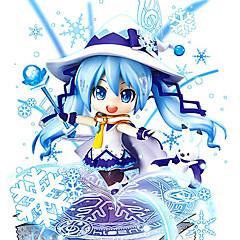 Figuras de Ação Anime Inspirado por Vocaloid Fantasias PVC 21 CM modelo Brinquedos Boneca de Brinquedo