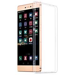 billige Telefoner og nettbrett-Etui Til Huawei P8 / Huawei / Huawei P8 Lite Etui Huawei Ultratynn Bakdeksel Myk TPU til Huawei P8 Lite / Huawei P8 / Huawei