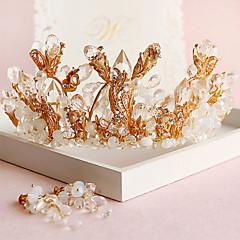 slitina tiaras headpiece svatební party elegantní klasický ženský styl