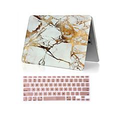 """2 i en marmor full body vanskelig sak + tastatur deksel for MacBook Air 11 """"pro 13,3"""" /15.4 """""""