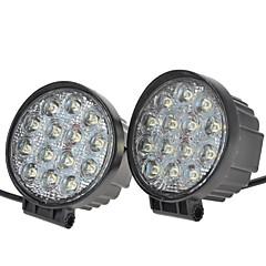 ieftine Sistem de Iluminat-KAWELL Mașină Becuri 42W 2700lm 14 LED Bec Muncă