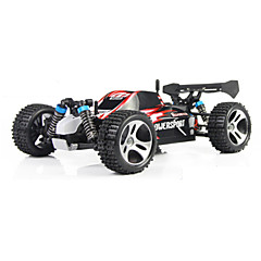 RC Car WL Toys A959 Buggy Off Road Car 1:18 Brush Electric 45 KM/H 2.4G