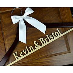 Bruid Bruidsmeisje Bloemenmeisje Echtpaar Ouders Hout Creatief geschenk Bruiloft