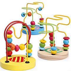 Χαμηλού Κόστους Παιχνίδια άβακας-Παιχνίδι άβακας Εκπαιδευτικό παιχνίδι Εκπαίδευση Ξύλινος Κομμάτια Αγορίστικα Παιδικά Δώρο
