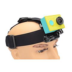 tanie Akcesoria do GoPro-Pasek na klatkę piersiową Mocowania na głowę gładka Rama Mocowania na kask Wodoszczelna obudowa Monopod Wiązanie 3D Wodoodporne Ochrona