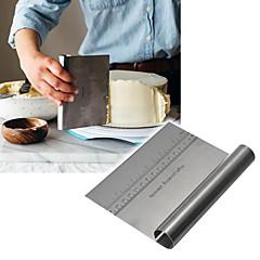Ferramentas bakeware Aço Inoxidável Pão / Bolo / Chocolate Cozimento & pastelaria Espátulas 1pç