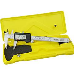 Χαμηλού Κόστους Αλφάδια-εργαλείο rewin® από ανοξείδωτο χάλυβα ψηφιακή δαγκάνα 0-150mm το μετρικό και ιντσών