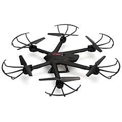 billige Fjernstyrte quadcoptere og multirotorer-Drone MJX X600 4 Kanaler 6 Akse Med HD-kamera FPV En Tast For Retur Hodeløs Modus Flyvning Med 360 Graders Flipp Med kameraFjernstyrt