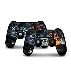 tanie PS4: akcesoria-Naklejka Na PS4 , Naklejka PVC 1 pcs jednostka