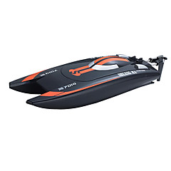 cheap RC Boats-RC Boat Double Horse 7014 Speedboat Plastic ABS 3pcs Channels 25km/h KM/H