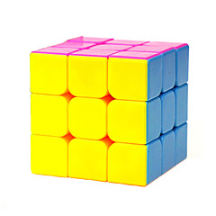 cheap -Magic Cube IQ Cube YONG JUN 3*3*3 Smooth Speed Cube Magic Cube Puzzle Cube Professional Level Speed Classic & Timeless Kid's Adults' Toy Boys' Girls' Gift