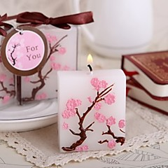 cheap Candle Favors-Asian Theme Classic Theme Fairytale Theme Baby Shower Candle Favors - 1 Candles Gift Box