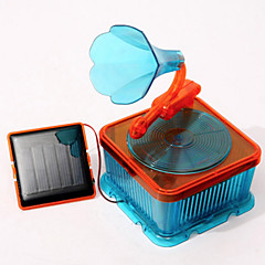 Napelemes játékok Barkács készlet kijelző Típus Zenedoboz Fejlesztő játék Tudományos játékok Játékok Napelemes DIY 1 Darabok