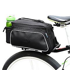 baratos Mochilas de Ciclismo-ROSWHEEL 10 L Malas para Bagageiro de Bicicleta Prova-de-Água Bolsa de Bicicleta Tecido / Poliéster / PVC Bolsa de Bicicleta Bolsa de
