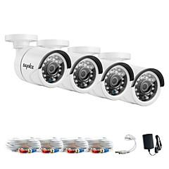 Χαμηλού Κόστους SANNCE®-sannce® 1080 * 720 ahd εσωτερική εξωτερική κάμερα cctv ir κομμένα εξαρτήματα οικιακά συστήματα ασφαλείας οικιακής ασφάλειας