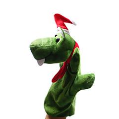 Měkké hračky Prstová loutka Hračky Kachna Dinosaurus Novinka Chlapecké Dívčí Pieces