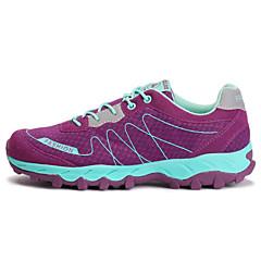 Tênis de Corrida Sapatos de Montanhismo Mulheres Com Amortecedor Plástico Malha Respirável Correr Equitação