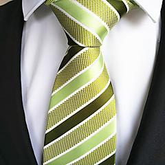 La modă Galben / Verde Material Textil Bărbați Tie Bar-1 buc