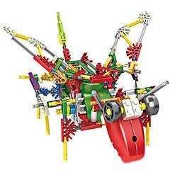 ブロックおもちゃ 知育玩具 科学&観察おもちゃ おもちゃ 飛行機 ミシン ロボット ノベルティ柄 1 小品