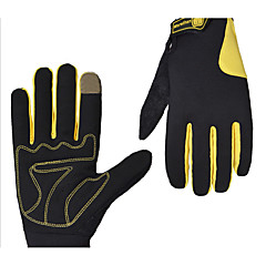 Lange Vinger Lycra motorfietsen Handschoenen
