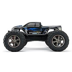 billige Fjernstyrte biler-Radiostyrt Bil 4WD Jeep 4WD Høyhastighet Driftbil Off Road Car Fjellklatring Bil Buggy (Off- Road) 1:16 Børsteløs Elektrisk KM / H
