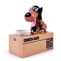 Choken Bako Bank Kolikkopankki Varastaminen säästölipas Säästää rahaa Box Asia säästöpossu Robot Dog Lelut Erikois Koirat 1 Pieces Lasten