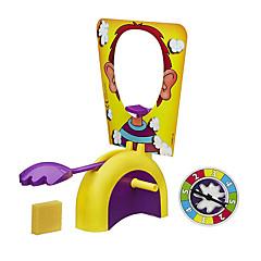 お買い得  ゲーム&パズル-ボードゲーム いたずらガジェット 変顔ゲーム おもちゃ きらきら 家族の交流 サーキュラー プラスチック 小品 女の子 男の子 誕生日 ギフト