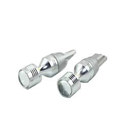 20x t10 W5W 30w cree ledet bredde lampe ledet lisens plate lampe ledet leselampe ekstrem kvalitet 100% bil passe hvit farge