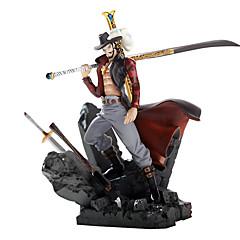 halpa -päällimmäisenä teatterin versio hawkeye Mihawk kuningas taistelun autotallin pakki anime hahmot malli lelu