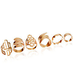 cheap Rings-Women's , Classic Fashion Alloy Princess Costume Jewelry Wedding Party Party / Evening