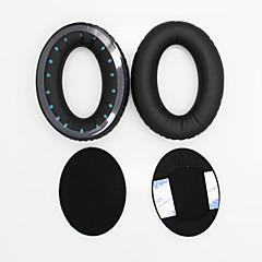 Χαμηλού Κόστους Αξεσουάρ Ακουστικών-Ανταλλακτικά / Ακουστικά Φυσική πέτρα Μαύρο 2 pcs