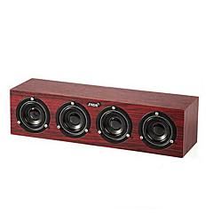屋内 ドッキングステーション パータブル 3.5mm AUX USB サブウーファー ブラック イエロー レッド