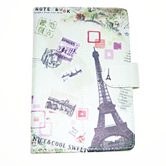 "Skuldervesker PU Leather Tilfelle dekke for 7 "" / 25cm Huawei / Xiaomi MI / Samsung / Google / Lenovo IdeaPad / Tesco / Kindle / HTC"
