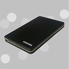 קשיחה נייד דיסק תיבת קריסטל יהלום ii SATA נייד 2.5 אינץ 'סמסונג